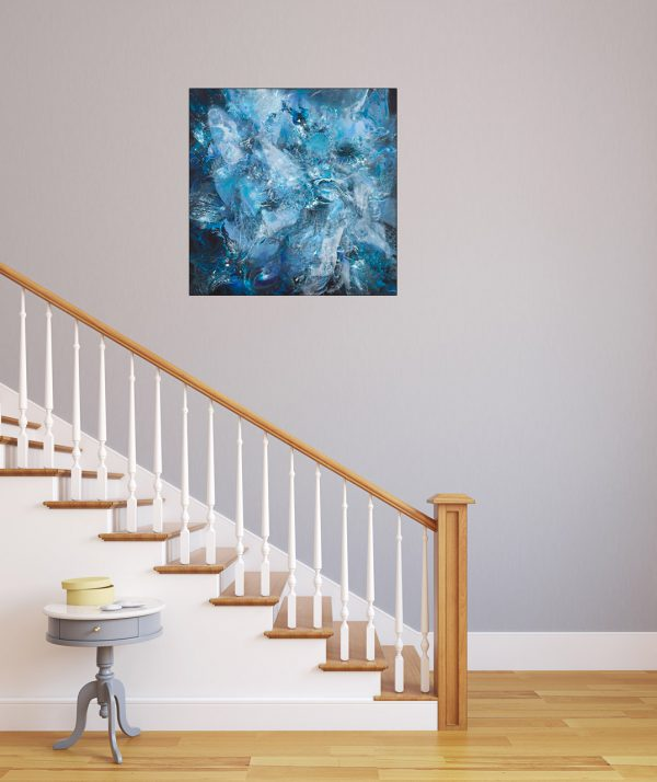 Water Artwork Home Decor